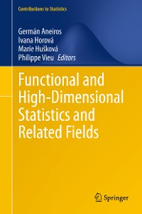 Cover Functional and High-Dimensional Statistics and Related Fields