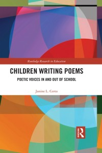 Cover Children Writing Poems