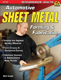 Cover Automotive Sheet Metal Forming & Fabrication