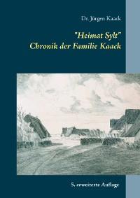 """Cover """"Heimat Sylt"""""""