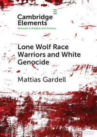 Cover Lone Wolf Race Warriors and White Genocide