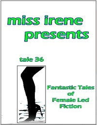 Cover Miss Irene Presents - Tale 36