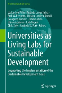 Cover Universities as Living Labs for Sustainable Development