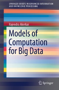 Cover Models of Computation for Big Data