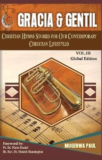 Cover Gracia and Gentil Vol 3