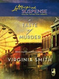 Cover Taste of Murder