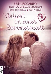 Cover Verliebt in einer Sommernacht