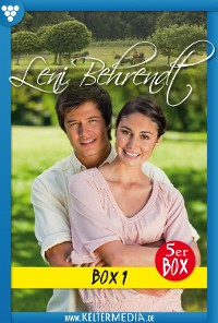 Cover Leni Behrendt 5er Box 1 - Liebesroman