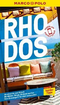 Cover MARCO POLO Reiseführer Rhodos