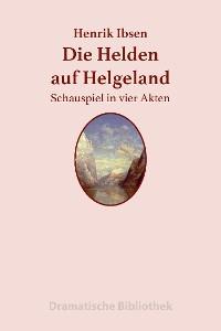 Cover Die Helden auf Helgeland
