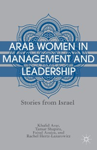 Cover Arab Women in Management and Leadership