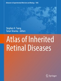 Cover Atlas of Inherited Retinal Diseases