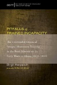 Cover Pitfalls of Trained Incapacity