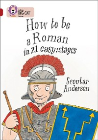 Cover How to be a Roman