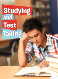 Cover Studying and Test Taking