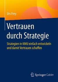 Cover Vertrauen durch Strategie