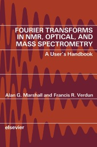 Cover Fourier Transforms in NMR, Optical, and Mass Spectrometry