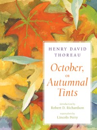 Cover October, or Autumnal Tints