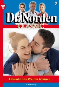 Cover Dr. Norden Classic 7 – Arztroman