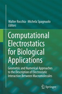 Cover Computational Electrostatics for Biological Applications