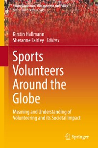 Cover Sports Volunteers Around the Globe