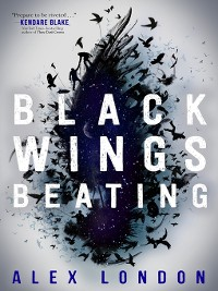 Cover Black Wings Beating