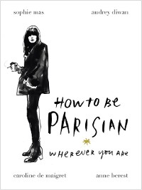 Cover How to Be Parisian
