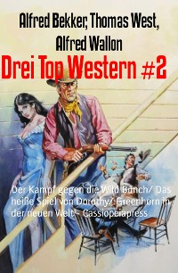 Cover Drei Top Western #2