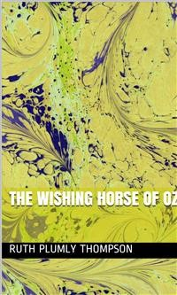 Cover The Wishing Horse Of Oz