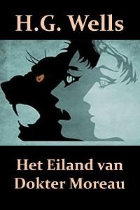 Cover Het Eiland van Dokter Moreau