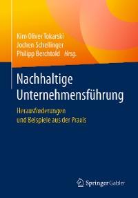 Cover Nachhaltige Unternehmensführung