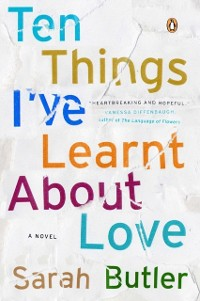 Cover Ten Things I've Learnt About Love