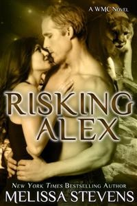 Cover Risking Alex: