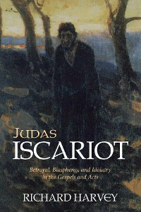 Cover Judas Iscariot