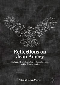 Cover Reflections on Jean Améry