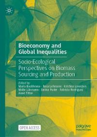 Cover Bioeconomy and Global Inequalities