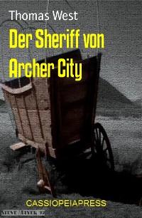 Cover Der Sheriff von Archer City
