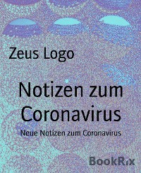 Cover Notizen zum Coronavirus