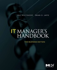 Cover IT Manager's Handbook: The Business Edition