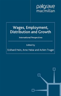 Cover Wages, Employment, Distribution and Growth