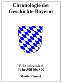 Cover Chronologie Bayerns 9