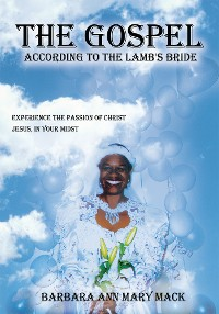 "Cover ""The Gospel According to the Lamb's Bride"""