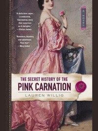 Cover Secret History of the Pink Carnation