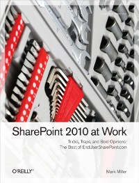 Cover SharePoint 2010 at Work