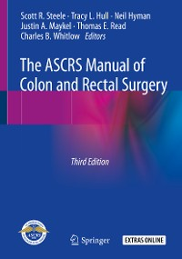Cover The ASCRS Manual of Colon and Rectal Surgery