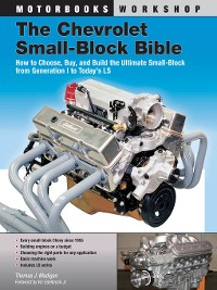 Cover The Chevrolet Small-Block Bible