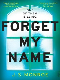 Cover Forget My Name