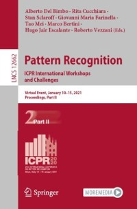 Cover Pattern Recognition. ICPR International Workshops and Challenges