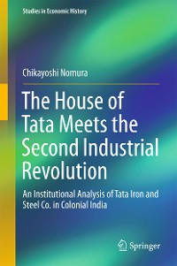 Cover The House of Tata Meets the Second Industrial Revolution