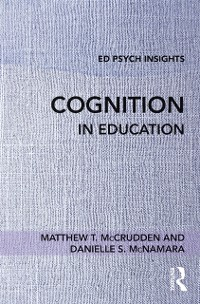 Cover Cognition in Education
